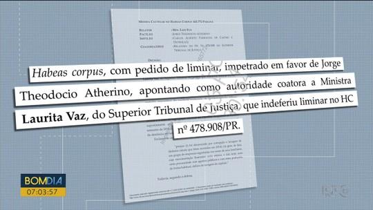 STF concede habeas corpus a empresário apontado como operador financeiro de Beto Richa