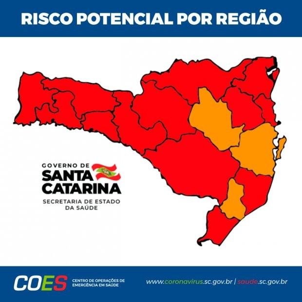 Vacinação contra Covid-19: doses serão enviadas a munícipios em 24 horas após chegarem em Santa Catarina, diz Moisés