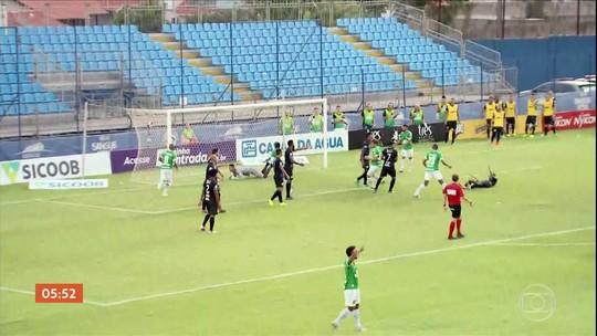 """Ah se tivesse Cartola! Com dois gols e uma assistência, Rafael Pereira """"mita"""" em jogo da Chape"""