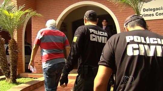 Polícia apura suspeita de fraude em concurso de Palminópolis, GO