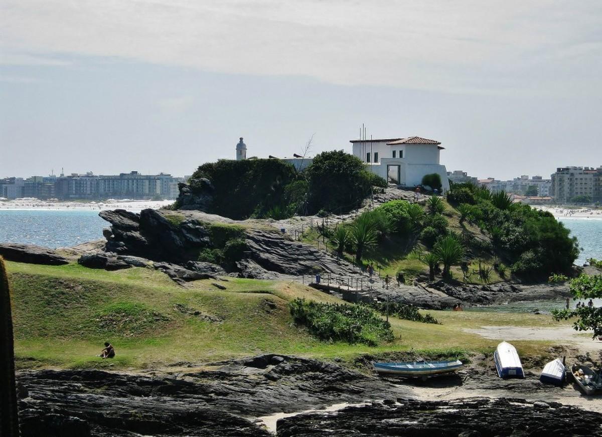 Forte São Mateus, em Cabo Frio, RJ, atrai cerca de 85 mil visitantes em 2017