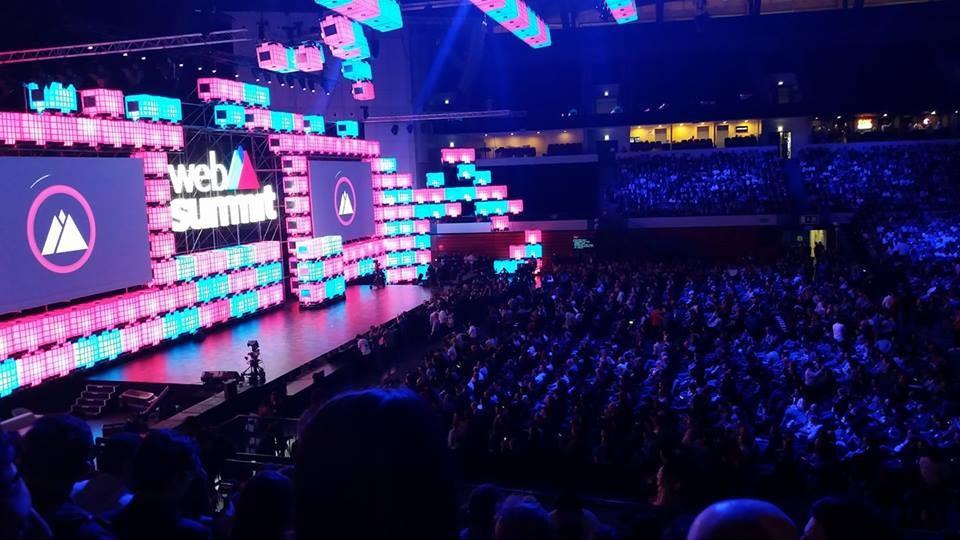 Abertura Web Summit 2017 Lisboa