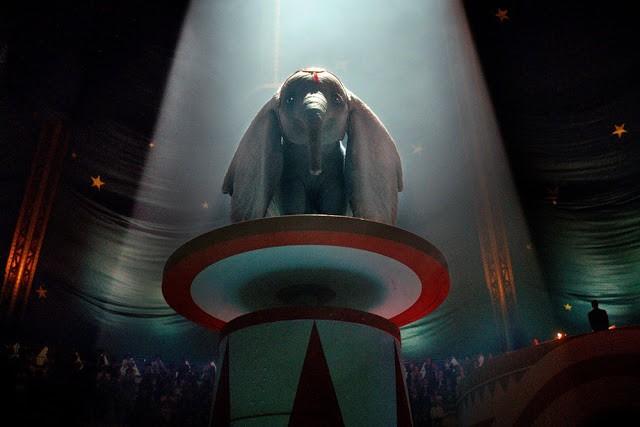 Dumbo estará de volta aos cinemas (Foto: Divulgação)