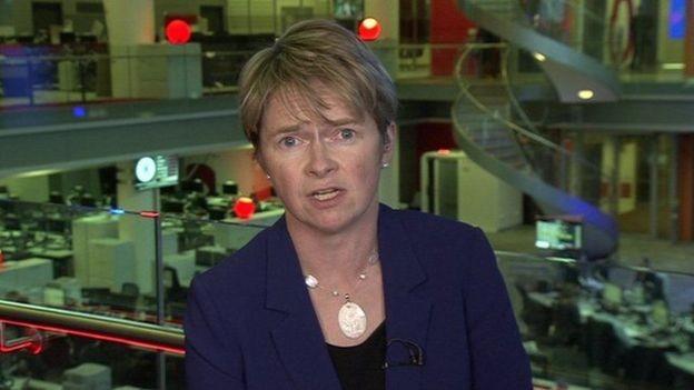 A ex-diretora executiva da Talk Talk foi ameaçada por Kelley (Foto: Reprodução/BBC)