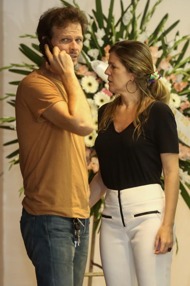 Carlos e Luísa Thiré (Foto: Roberto Filho/Brazil News)