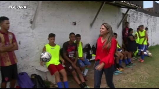 Com presidente mulher e ídolo bicolor como técnico, União Paraense estreia na Segundinha