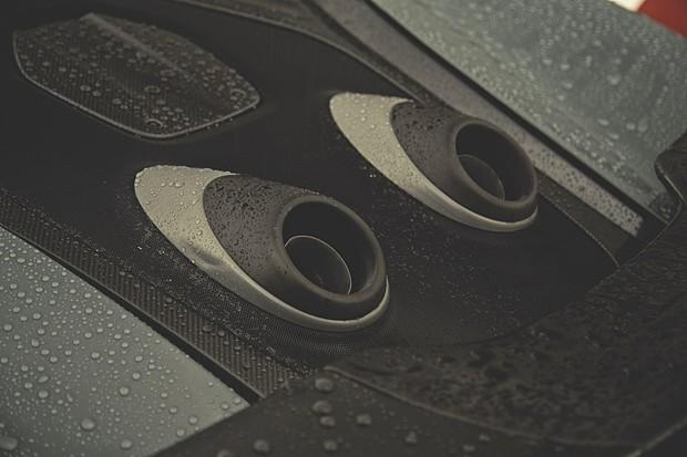 McLaren 600LT (Foto: Fabio Aro/Autoesporte)