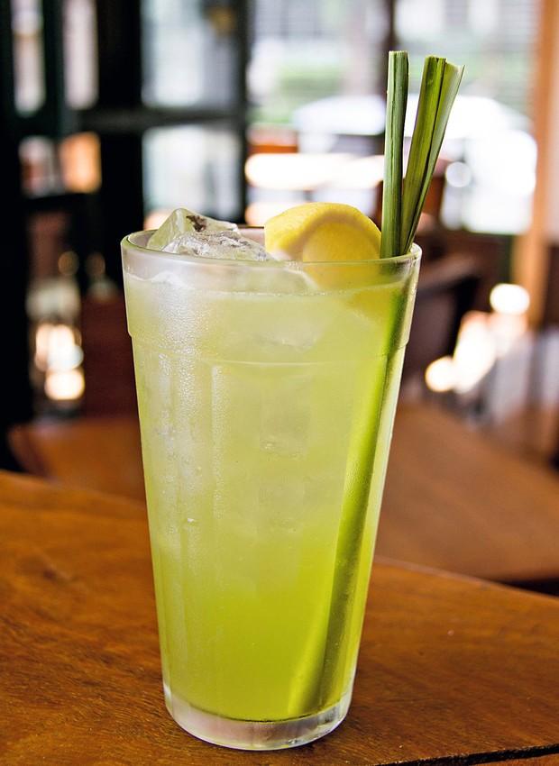 Lemon Grass (Foto: Flavia Iacovone / Divulgação)