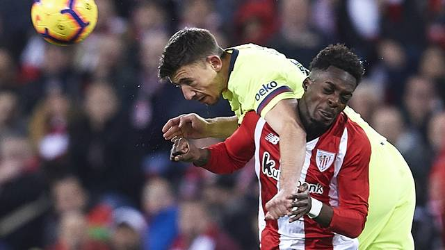 Iñaki Williams Bilbao x Barcelona
