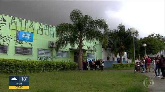 Pacientes de Guarulhos não conseguem atendimento em duas UBSs