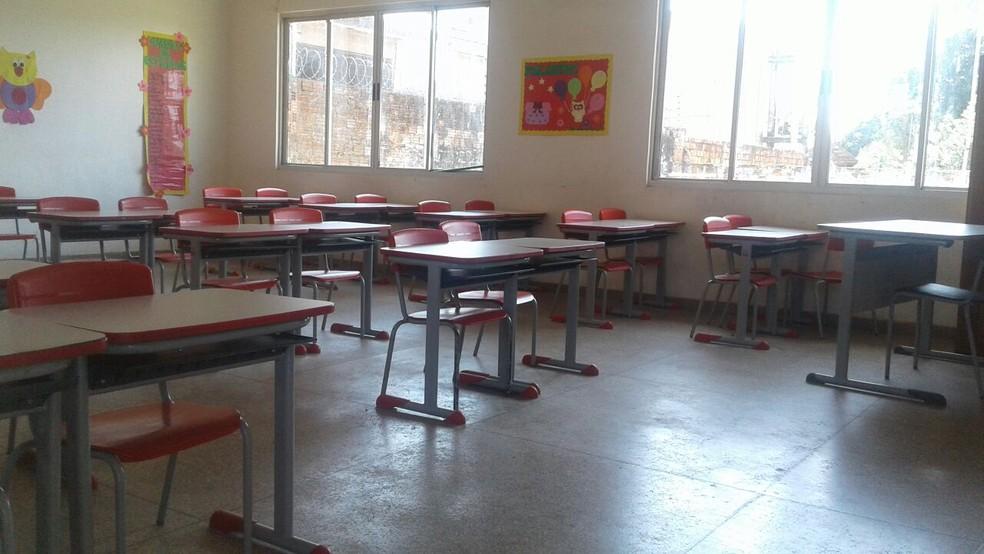 -  Escolas municipais de Santana podem contar com maior número de professores com dedicação exclusiva  Foto: Dyepeson Martins/Rede Amazônica