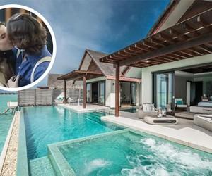 Giulia Be e Romulo Arantes Neto se hospedam em resort com diárias de até R$ 47 mil