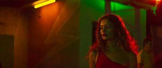 Sophie Charlotte em 'Anaíra', premiado no Ventana Sur