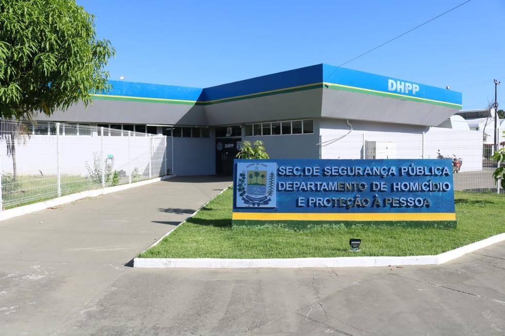 Caso é acompanhando pelo Departamento de Homicídio e Proteção À Pessoa (DHPP) — Foto: Lucas Marreiros/G1