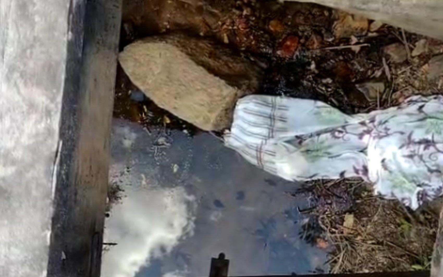 Homem é encontrado morto em rio após cair de ponte em Minaçu