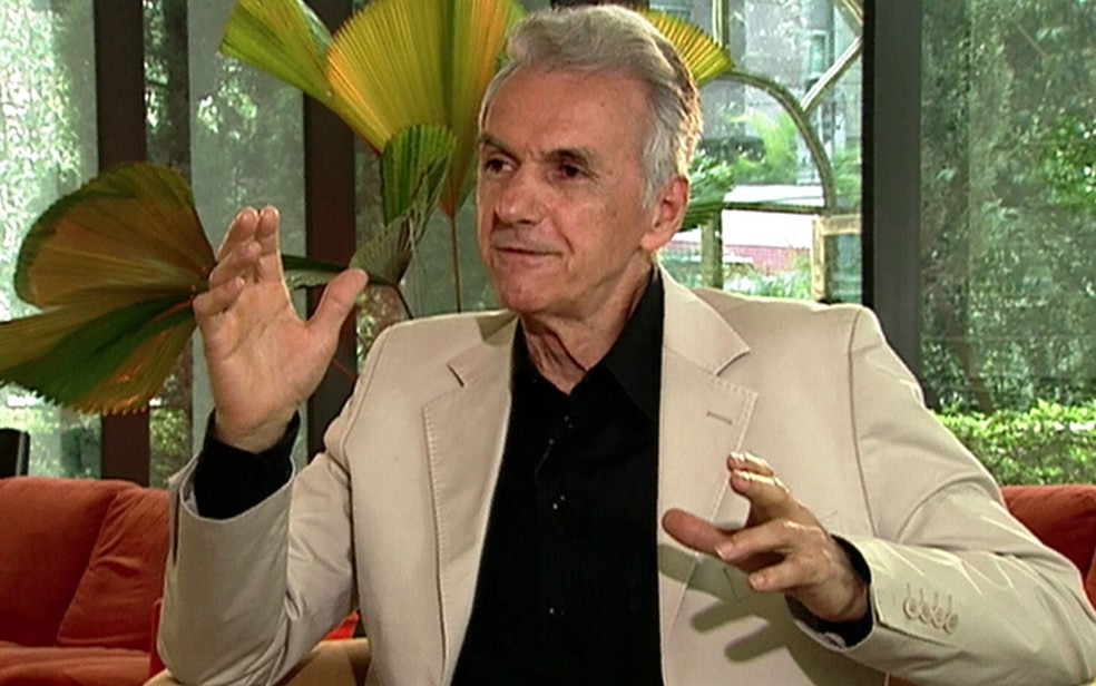 Nuno Cobra foi preso em São Paulo (Foto: TV Globo/Reprodução)