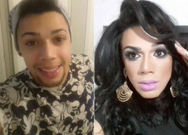 Miss Jundiaí Gay, Cauãna Kazy, de 24 anos (Foto: Divulgação)
