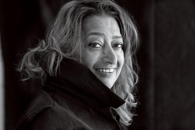 Zaha Hadid (Foto: Brigitte Lacombe)