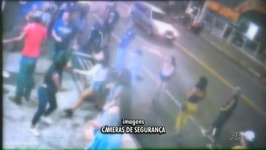 Loja de bebidas é depredada após donos tentarem barrar adolescentes, diz polícia