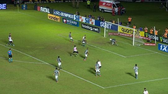 Análise: erros no início não apagam proposta de jogo variado na estreia de Valentim no Botafogo