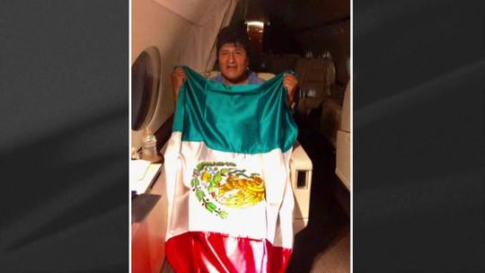 Governo autoriza trajeto de Evo Morales pelo espaço aéreo brasileiro