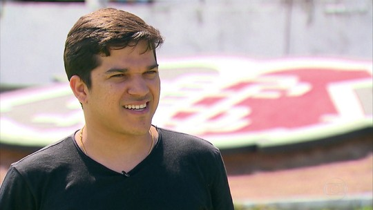 De novo ao lado de Nathan, Renatinho quer reviver bons tempos que tiveram no Santa Cruz