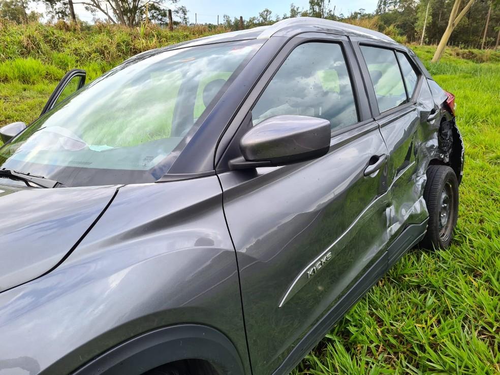 Causas do acidente em Tupã serão investigadas — Foto: João Trentini/Divulgação