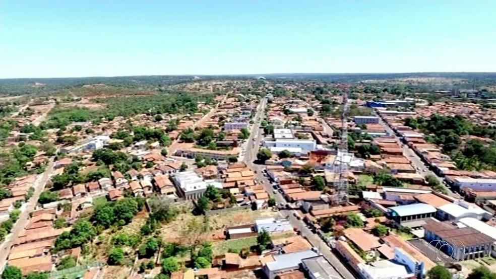 Crime aconteceu em Tocantinópolis, norte do Tocantins (Foto: TV Anhanguera/Reprodução )