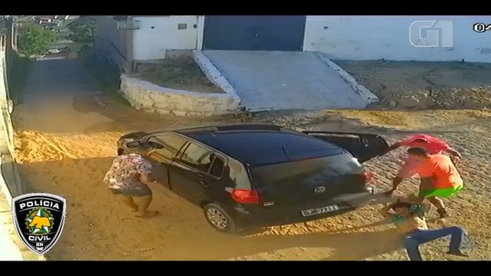 Vídeo mostra homem arrastado para a morte em Natal; DHPP faz operação e prende suspeitos