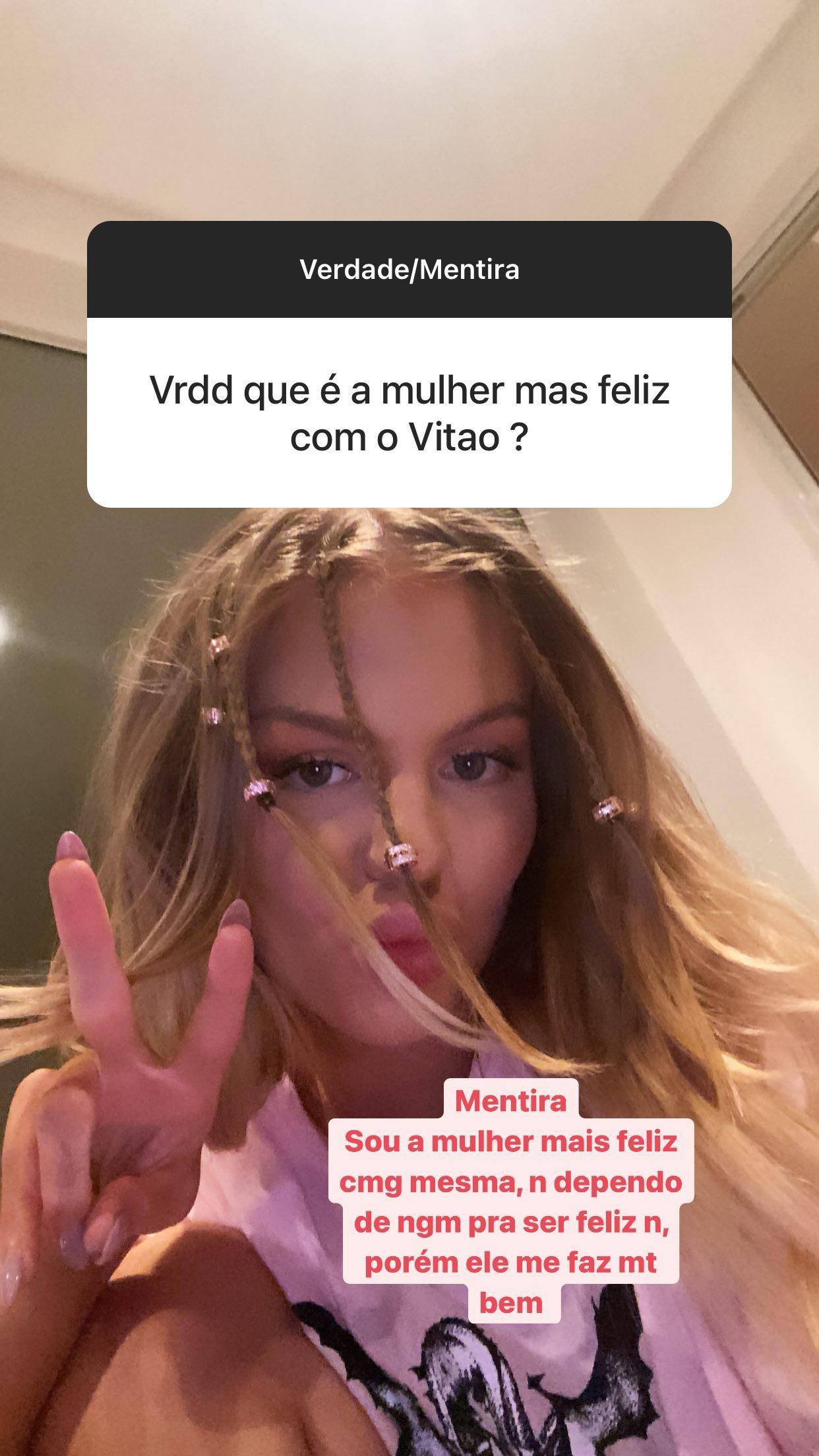 Publicação de Luísa Sonza (Foto: Reprodução/Instagram)
