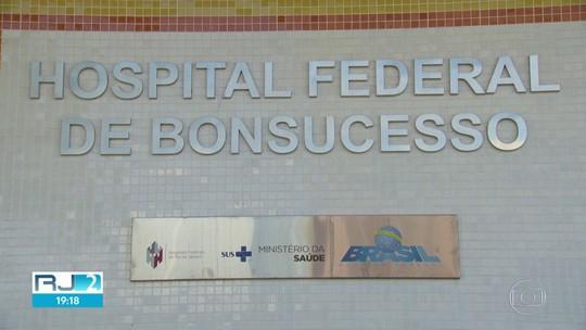 Médicos vão pedir ao Ministério da Saúde afastamento da diretora do Hospital de Bonsucesso