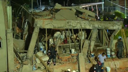 Continuam buscas por sobreviventes no México 72 horas após terremoto