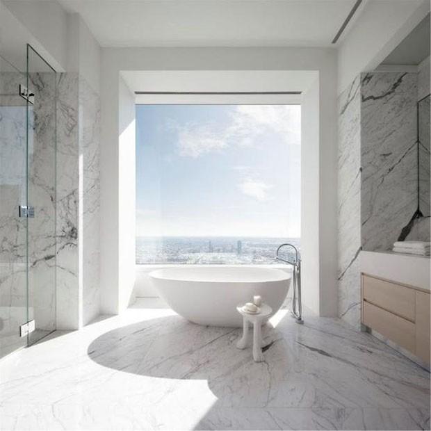 Jennifer Lopez compra apartamento em edifício residencial mais alto do mundo (Foto: DIVULGAÇÃO)