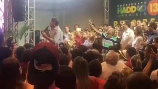 Cid Gomes critica PT, ofende eleitor e diz que partido 'vai perder'; veja vídeo