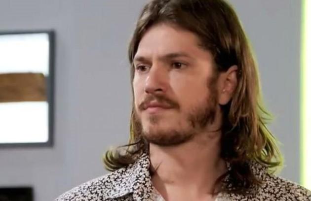 Na quarta-feira (3), Quinzinho humilhará Vanessa no altar depois de descobrir que ela o traiu com Jerônimo (Foto: TV Globo)