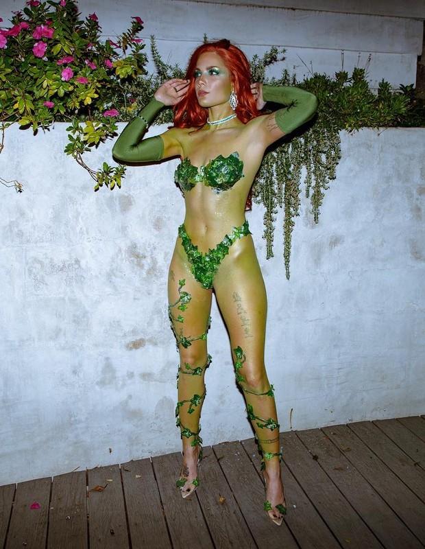 Halsey de Hera Venenosa (Foto: Backgrid USA)