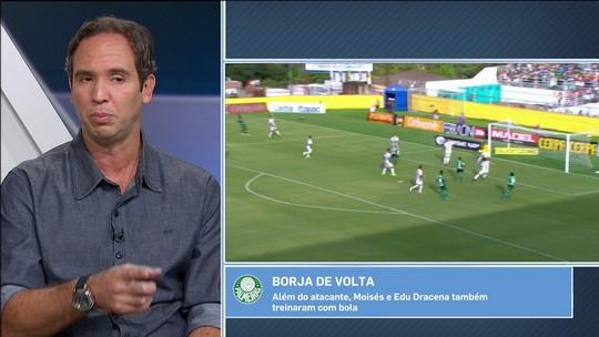 """Caio Ribeiro, sobre elenco do Palmeiras: """"É o melhor do Brasil"""""""