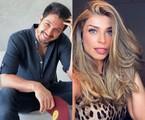 Rômulo Estrela e Grazi Massafera | Reprodução/ Instagram