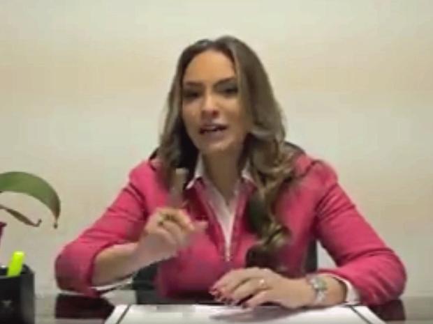 A deputada estadual pelo PP-PR Maria Victoria Borghetti (Foto: Reprodução / Facebook de Maria Victoria)