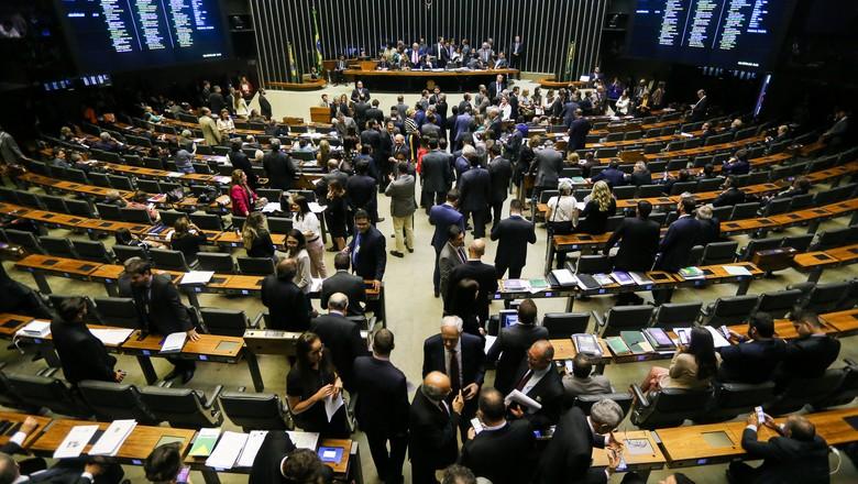 congresso nacional (Foto: PMDB / Flickr)