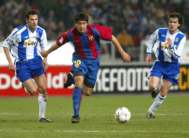 Riquelme (Foto: Getty Images)