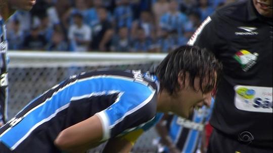 Pedro Geromel e Maicon estão fora da estreia do Grêmio na Libertadores