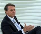 Jair Bolsonaro no 'Roda viva' | Reprodução