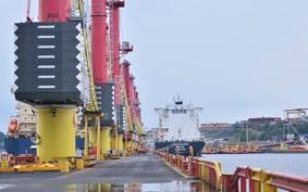 Lei aprovada na Câmara libera uso de navios estrangeiros no país