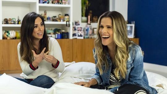 'Viver do Riso': saiba tudo sobre o novo programa da Globo apresentado por Ingrid Guimarães