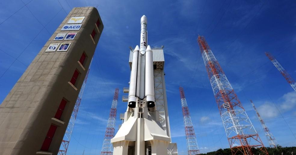 EUA usarão a base de Alcântara para lançamento de foguetes e satélites   — Foto: Arquivo