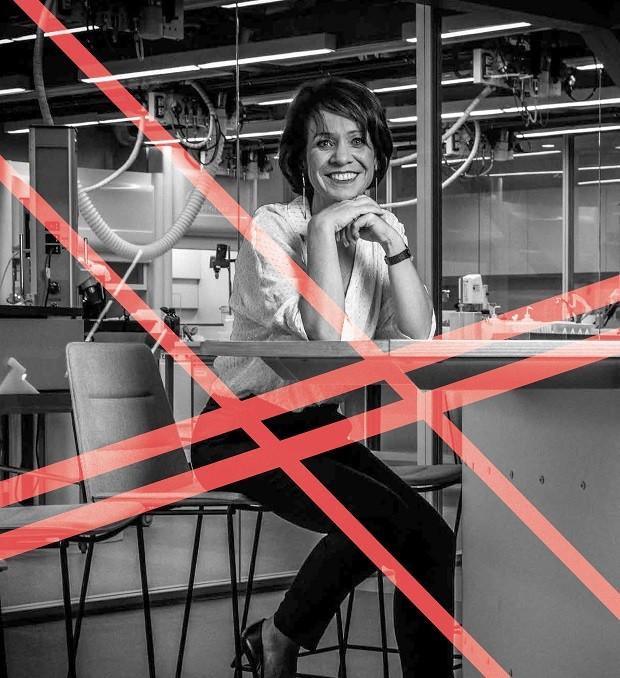 Delphine Allard, diretora de pesquisa e inovação no Brasil (Foto: Divulgação)