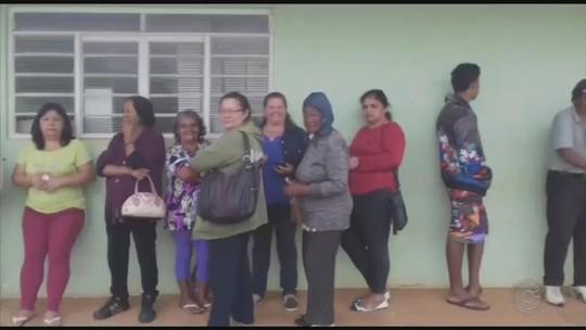 Moradores reclamam da falta de médicos em posto de saúde de Itapeva