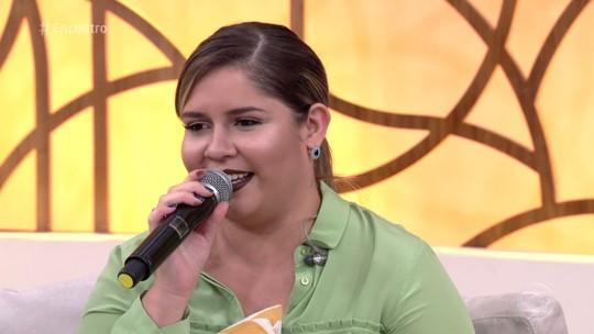 Marília Mendonça sobre término de noivado: 'Se soubesse que ia dar tanta repercussão, tinha preparado um CD novo'