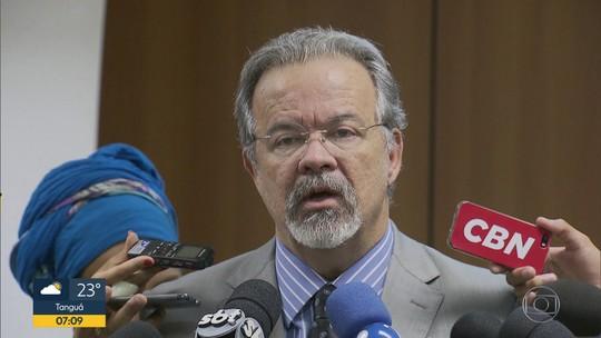 Jair Bolsonaro e Raul Jungmann comentam sobre prisão de Luiz Fernando Pezão